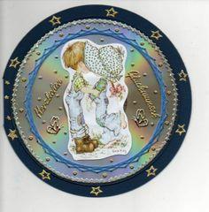 Fadengrafik CD