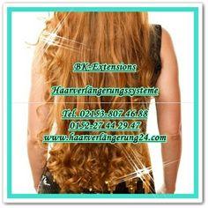 Haarverlängerungs Systeme Britta Klammt
