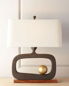 Table Balance Lamp by John-Richard Collection at Horchow.