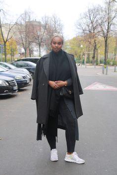 Cool curvy Street Styles from Berlin -Isi Curvy Street Style, Berlin, Normcore, Plus Size, My Style, Beauty, Shopping, Black, Fashion