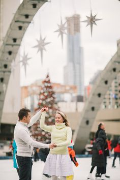 Engaged In Toronto | The Wedding Co.