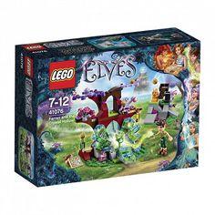 LEGO Elves Fairan and the Crystal Hollow (41076)