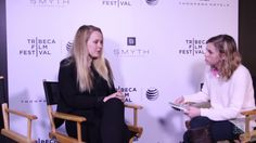 VIDEO: An Exclusive Interview with 'The Adderall Diaries' Screenwriter/Director Pamela Romanowsky at The Tribeca Film Festival Tribeca Film Festival, Screenwriter, James Franco, Memoirs, Interview, Playwright