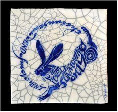 Iris Milward tile.