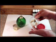 How to make your own Lampe Berger oil / fuel! (and general fragrance lamp tips and tricks) - YouTube