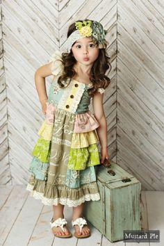 2016 Mustard Pie Shangri La Juliet Dress Preorder