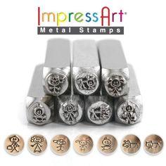 ImpressArt- Stick Family Metal Design Stamps Pack by ImpressArt Metal Stamps, http://www.amazon.com/dp/B00AOBL496/ref=cm_sw_r_pi_dp_zGdvrb1RNR1CQ