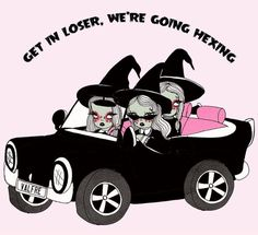 Image discovered by juliana. Find images and videos about car, witch and valfre on We Heart It - the app to get lost in what you love. Kawaii, Psy Art, Arte Obscura, Witch Art, Witch Aesthetic, Halloween Wallpaper, Fall Wallpaper, Coven, Halloween Art