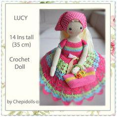Hey, diesen tollen Etsy-Artikel fand ich bei https://www.etsy.com/de/listing/222519656/crochet-doll