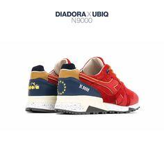 UBIQ x Diadora N9000