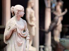 Sveriges Konst-och Antikhandlareförening : Art and Antiques: Orangeriet Antik Trädgårdskonst - Dealer Details
