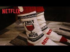 Netflix Socks - YouTube