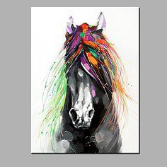 【今だけ☆送料無料】 アートパネル  動物画1枚で1セット 馬 ホース アニマル 髪【納期】お取り寄せ2~3週間前後で発送予定