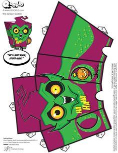 Green Goblin Cubeecraft