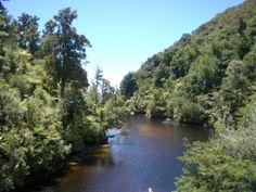New Zealand, river