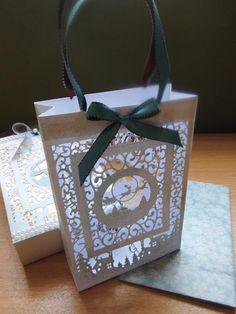 Sue Wilson Christmas Gift Bag                                                                                                                                                                                 More