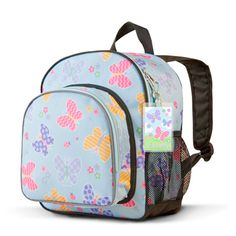 Gear : Butterfly Garden Personalized Toddler Backpack