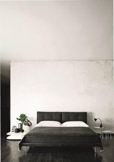 ROD bed Piero Lissoni for Living divani