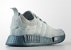 The adidas NMD R1 Sea Crystal (Style Code: CG3601) will release later this year featuring a brand new blue Boost midsole unit! Check out more photos: