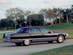 1993 Cadillac Fleetwood 75 Limousine