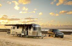 Range Rover & Airstream