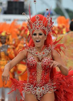 Así se vive el Carnaval de Rio de Janeiro, Brasil | El Universal Cartagena