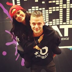 AT THE BEAT IN ORLANDO IDC'S Courtney and Vinny.....fantastic vision.... at the BEST Dance Convention EVER!! #thebeatorlando #thebeatorl #idcgetsome #danceorlando #dance #danceconventions Integritydancecenter.com - instagram, News - Pre-Professional Dance Company   Integrity Dance Center   A metro Orlando Dance Studio