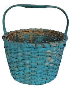 Rustic Baskets, Old Baskets, Vintage Baskets, Wicker Baskets, Painted Baskets, Country Treasures, Braided Rugs, Antique Paint, Country Furniture