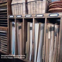 ダイソー&セリア商品で作る書類棚|LIMIA (リミア)