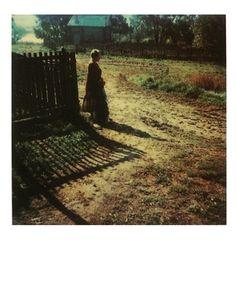 Polaroid by Andrei Tarkovsky, 1979-84