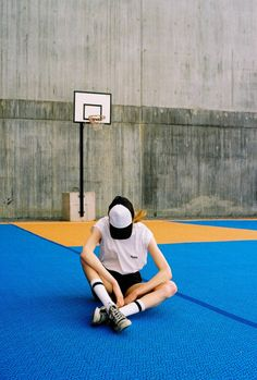 FRANZ FLEURY Basketball Court, Cinema, Sports, Color, Movie Theater, Colour, Movies, Cinematography, Cinema Movie Theater