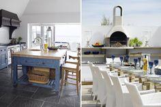 Nice coastal kitchen