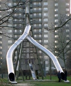 The Coolest Play Slides Ever (for Kids and Adults!)