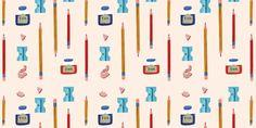Ruby Taylor Illustrations - bright patterns