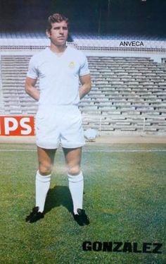 GONZALEZ (R. Madrid - 1972-73)