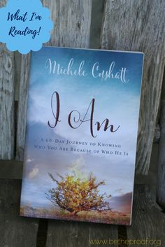 Michele Cushatt's new 60 day devotional, I Am will take you on a journey to knowing who you are because of who He is and teach you that you are enough.