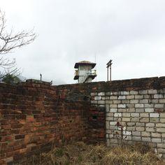Bogota (Colombia) - La Sabana railway station - behind the wall - Jorge Torres ©