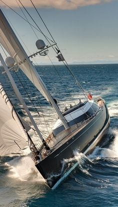 .I'd like to sail around the world on one of these! …