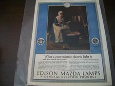 Antique Vintage 1925 The Ladies' Home Journal by naturepoet, $10.00
