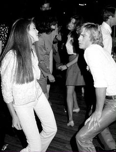 Diane Lane & Christopher Atkins, 1981