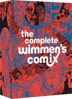 Buy The Complete Wimmen's Comix by Trina Robbins at Mighty Ape NZ. In the late underground comix changed the way comics readers saw the medium — but there was an important pronoun missing from the revolution. Book Week, Women In History, Book Recommendations, Ebook Pdf, New Books, Comics, Graphic Novels, Revolution, San Francisco