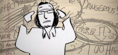 Série da PBS transforma entrevistas raras em animações assinadas por Patrick Smith