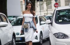 10 fantastic new ways to wear your little white dress