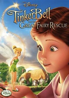 tinkerbell and the great fairy rescue - Google Search