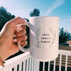 Live, Love & Travel. #monday #inspiration