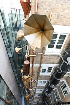 Lullaby Factory, Great Ormond Street Hospital for Children // Studio Weave   Afflante.com