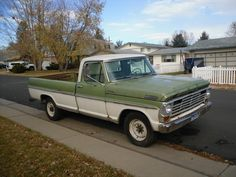 1968 Ford Ranger F250 - Google Search
