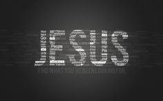 Jesus Name Written Inspiring Words Christian HD Wallpaper