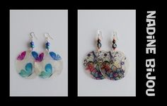 Nadine Bijou - earrings