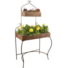 Wald Imports 2-tiered Display Shelf
